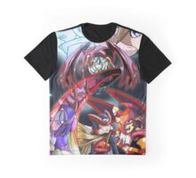 Megaman Zero Graphic T-Shirt