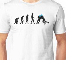Evolution Football – get your funny football shirt Unisex T-Shirt