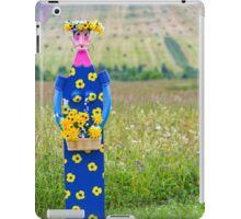 rural deco iPad Case/Skin