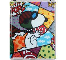 Snoopy POP iPad Case/Skin