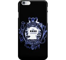 I'm sherlocked iPhone Case/Skin