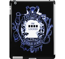 I'm sherlocked iPad Case/Skin