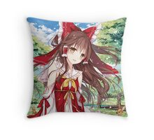 Touhou Project - Hakurei Reimu Throw Pillow