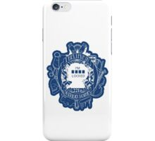 I'm sherlocked V.2 iPhone Case/Skin
