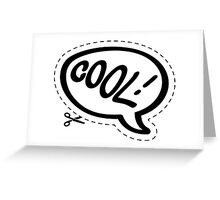 Yo!Cards - Cool! Greeting Card