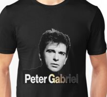 PETER GABRIEL TOUR  Unisex T-Shirt