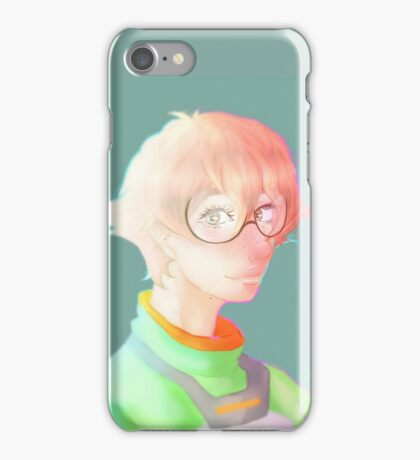"Katie ""Pidge"" Holt iPhone Case/Skin"
