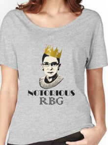 Notorious RBG Women's Relaxed Fit T-Shirt