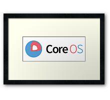 CoreOS Linux Framed Print