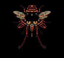 bug eyes by tinncity