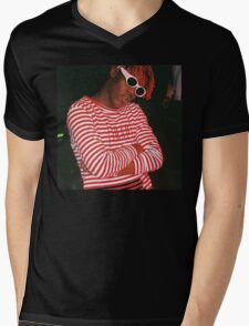 Lil Yachty being Beautiful Mens V-Neck T-Shirt