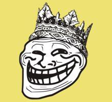 Troll King / MEME King Kids Tee