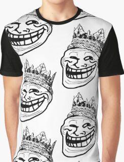Troll King / MEME King Graphic T-Shirt