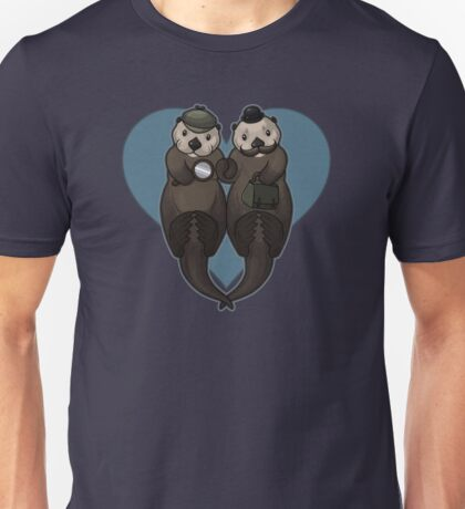 Otterly Johnlock Unisex T-Shirt