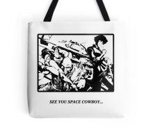Team Bebop Tote Bag