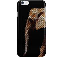 elephant net iPhone Case/Skin