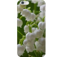 Lily of the Valley iPhone Case/Skin