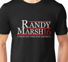 RANDY MARSH 2016 for President T-Shirt Unisex T-Shirt