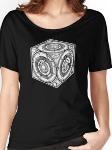 "TARDIS ""Siege Mod"" - Doctor Who Women's Relaxed Fit T-Shirt"