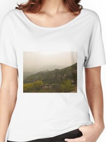 The great wall of china Women's Relaxed Fit T-Shirt