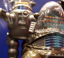 Robby the Robot by aprilbernphoto