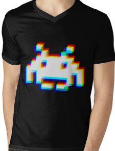 Corrupt Invader Mens V-Neck T-Shirt