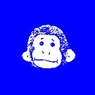 Truck Stop Bingo - Blue by Mark Podger