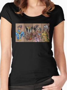 xmen Women's Fitted Scoop T-Shirt