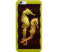 sea horsing iPhone Case/Skin