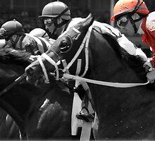 red jockey by tinncity