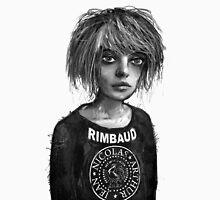 The Rimbaud Girl Unisex T-Shirt