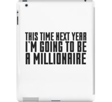 Only Fools And Horses Millionaire Quote Funny Cool TV Show British iPad Case/Skin