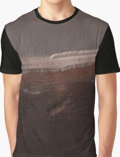 Avalanche on Mars Graphic T-Shirt