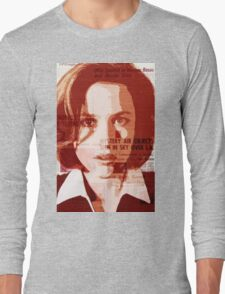 Dana Scully - The X-Files Long Sleeve T-Shirt