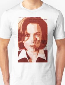 Dana Scully - The X-Files Unisex T-Shirt