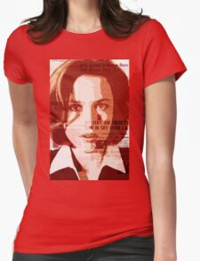 Dana Scully - The X-Files Womens Fitted T-Shirt