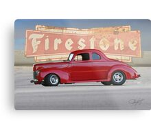 1940 Ford Deluxe Coupe 1 Metal Print