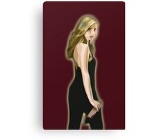 Buffy Summers - Buffy the Vampire Slayer Canvas Print