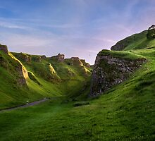 Winnats Pass by timmburgess