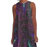 Light Speed I  A-Line Dress
