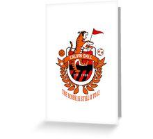 Calvinball  Greeting Card