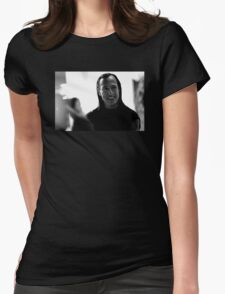 Rick Owens Smile Womens Fitted T-Shirt