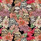 Because Sloths by Huebucket