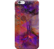 Vibrant Echoes (Square Version) - By John Robert Beck iPhone Case/Skin