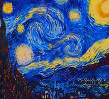 Starry Night by Luvmarksthespot