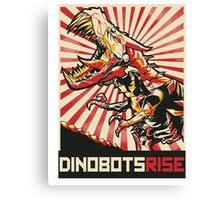 Dinobots Rise! Canvas Print
