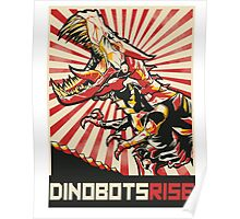 Dinobots Rise! Poster