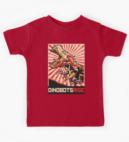 Dinobots Rise! Kids Tee