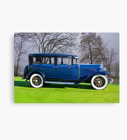 1929 Buick 29-27 Touring Sedan Canvas Print
