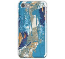 Floral Jungle 01 iPhone Case/Skin